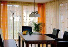 Koberce, bytový textil | Záclony' dekorační látky