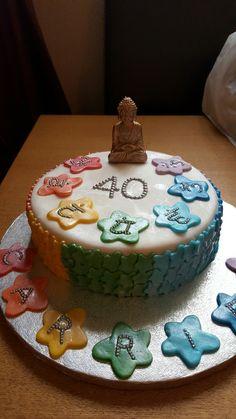 Chakra Cake By Me