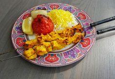 Djoje Kebab- Persiska kycklingspett - ZEINAS KITCHEN