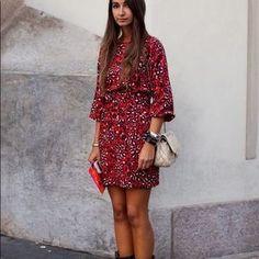 Hugo Boss Dresses | Hugo Boss Red Sheath Dress | Poshmark Sophisticated Dress, Hugo Boss, Sheath Dress, Soft Fabrics, Boss Dresses, Street Style, Long Sleeve, Casual, Sleeves