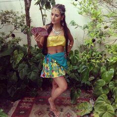 Fantasia Cigana Mundo Livre Carnaval 2015 :: Bijoux Benedita Acessórios
