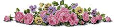Rose e viole 1