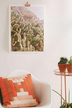 Lauren Kroll Cactus Art Print