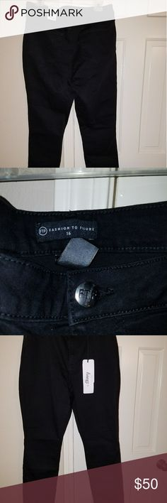 Black skinny jeans You can never go wrong with a great pair of skinny jeans. Pants Skinny
