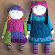 Breimaan: Huggable Friends. these sweater dolls are SO adorable!!!