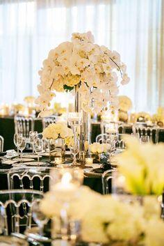 Signature Party Rentals featured on Intertwined Events Blog Wedding Reception, Wedding Decor, OC Wedding, California Wedding, Blue Wedding