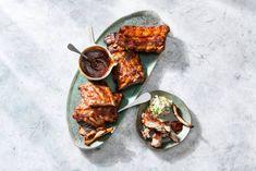 Spareribs uit de oven - Recept - Allerhande Spare Ribs, Tacos, Ethnic Recipes, Food, Pork Ribs, Ribs, Essen, Meals, Yemek
