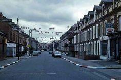 Dee Street looking towards Newtownards Road.
