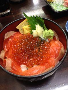 Ikura Don - Salmon Roe