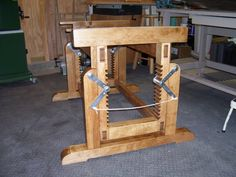 Adjustable Height Workbench Lenny Lumberjocks Work Bench Height