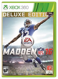 Madden NFL 16 (Deluxe Edition) - Xbox 360 Electronic Arts http://www.amazon.com/dp/B00XKCC2I8/ref=cm_sw_r_pi_dp_M3xRvb1284MS6
