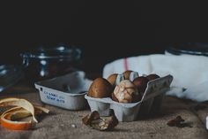 Chinese Tea Eggs - a neat alternative to typical hard boiled eggs!