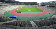 Stade Roi Bauduin, Heysel, Bruselas, Bélgica. Capacidad 50.100 espectadores, Equipo local Selección Bélgica. Fue inaugurado el 23 de agosto de 1930