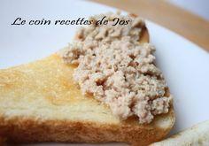 Le coin recettes de Jos: CRETON DE POULET À LA DIJONNAISE