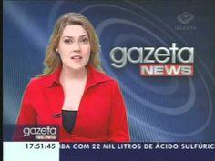 Gazeta News - 12/10/2010 - Parte 1