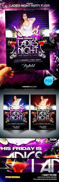 Tag Design - Club Flyers, Nightclub Websites, DJ promotion Flyer - talent show flyer