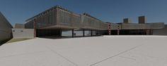 projeto centro de colecionismo sp Bruno Aldrighi Arquiteto Arquitetura
