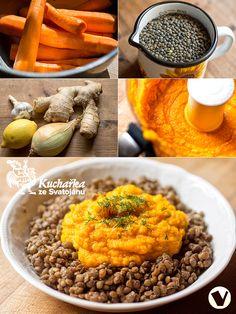 Kuchařka ze Svatojánu: čočka Chana Masala, Risotto, Lunch, Cooking, Ethnic Recipes, Fit, Foods, Kitchen, Food Food