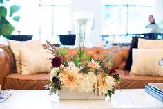 fall dahlias and grasses #spoonphoto #flowersbystem