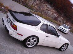 Porsche 944 Turbo and Subie GC8   Flickr - Photo Sharing!
