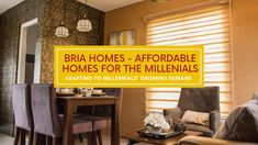 Millennials, that generation born roughly between 1980 and 1995, used to be stereotyped as young adults that dislike roots, are constantly on the move, like to job-hop, and blow their savings on travel, gadgets, and other trappings of the good life. The post BRIA Homes adapt to millennials' growing demand for affordable housing appeared first on Nognog in the City. Travel Gadgets, Affordable Housing, Young Adults, Life Is Good, Roots, Living Spaces, Layout, The Unit, City