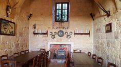 Lovely farm house dining room..
