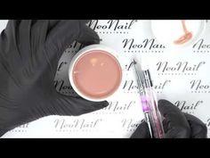 """Мастер-класс """"Укрепление натуральных ногтей гелем"""": от инструктора NeoNail Professional - YouTube"""