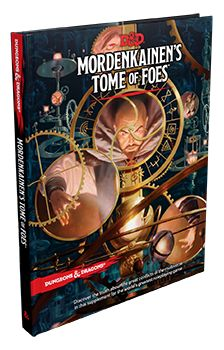 Mordenkainen's Tome of Foes | Dungeons & Dragons