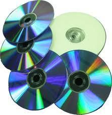 Infopreneur - Stack of CD's