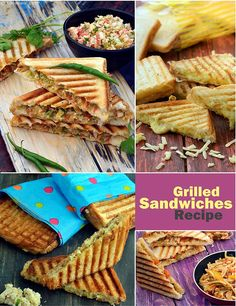 Top Veg Grilled Sandwiches you love!