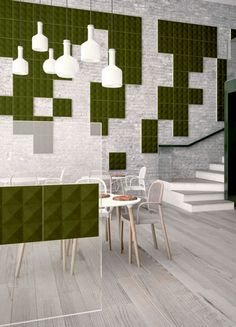Accoustic Sound Proofing Tiles