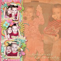 credit:  Happiness in Your Smile by Kathy Winters Designs  Template by Amy Stoffel CT (Scrapper@Heart)