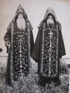 "noiseintheaether: "" nuitnuitnuit : "" Russian Orthodox Clergy Vestments "" """