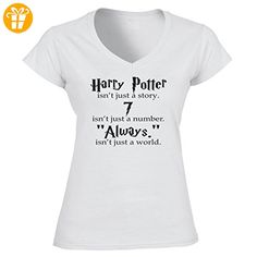 On A Scale Of 1 To 10 How Obsessed Am I With Harry Potter XL Damen T-Shirt  (*Partner-Link) | Shirts zum Geburtstag für Frauen | Pinterest