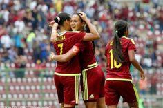 ¡Venezuela venció a Brasil 1-0 y es bicampeona suramericana femenina Sub-17!
