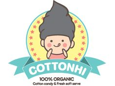 CottonHi cotton candy and yogurt in LA
