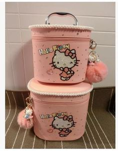 2017 Hello Kitty 3D Cosmetic Case
