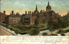 Johns Hopkins Hospital Baltimore Maryland
