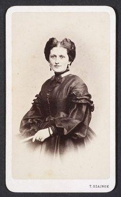 Maria z ks. Sanguszków hrabina Alfredowa Potocka.
