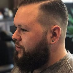 Nice Hair and Beard by Jan Willem at the B4men Barbershop Hoofddorp 💈✂️💈✂️ #hair #beard #barber #barbershop #b4menbarbershop #hairstyle #beards #bearded #barbier #hoofddorp #holland