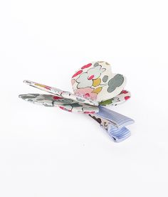 Liberty of London Betsy - Luciole et Petit Pois #hair clip
