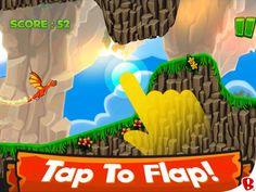 DragonVale Wings by Backflip Studios  Soar through the skies in DragonVale Wings!