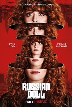 Your next Netflix binge watch has arrived! Russian Doll, the new time loop comedy from Amy Poehler, Natasha Lyonne, and Leslye Headland is a brilliant fable of morality and mortality. Natasha Lyonne, Amy Poehler, Netflix Tv, Shows On Netflix, Movies And Tv Shows, Netflix Trailers, The Americans, Ray Donovan, Movies To Watch