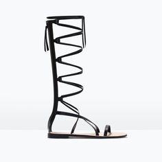 Helenik Trend: Gladyatör Sandalet | Moda Trend Stil