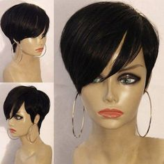 GET $50 NOW | Join RoseGal: Get YOUR $50 NOW!http://m.rosegal.com/synthetic-wigs/short-inclined-bang-layered-straight-1216615.html?seid=9713235rg1216615