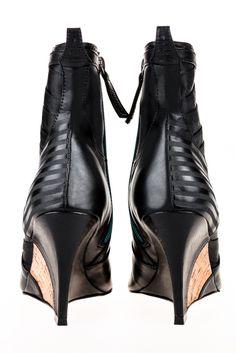 FIRENZE NOTTE Ladies mid cut boot - MICHAEL GREY FOOTWEAR