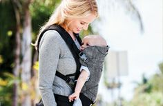 Designed for go, go, going, the Fusion convertible carrier offers great versatility and weight distribution. With its natural seat, wide straps and supportive lumbar belt. It will take you from baby to toddler. #BabyCarrier