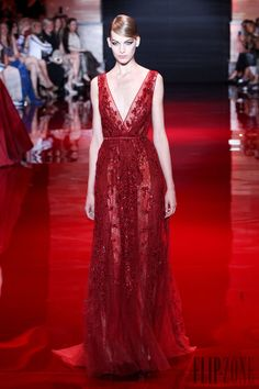 Elie Saab - Couture - Fall-winter 2013-2014