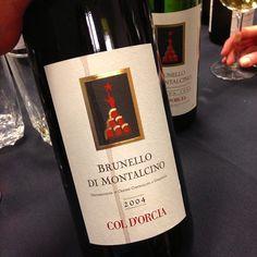 #MontrealPassionVin #ColDOrcia #2004 #BrunelloDiMontalcino #Brunello #Sangiovese #SangioveseGrosso #Toscana #Tuscany #Italy #red #wine #winegeek #winepoor #wineporn #wineries #winaholic #winelover #winelucky #wineaddict #wineoclock #winestrong #winestagram #wineisamazing #Bigjuice