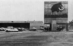 Mammouth Supermarket, Epernay, France, 1970